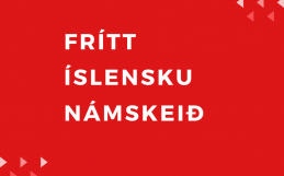 Frábær skráning á íslenskunámskeið