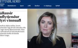 """""""Niemówiący po islandzku imigranci tanią siłą roboczą"""""""
